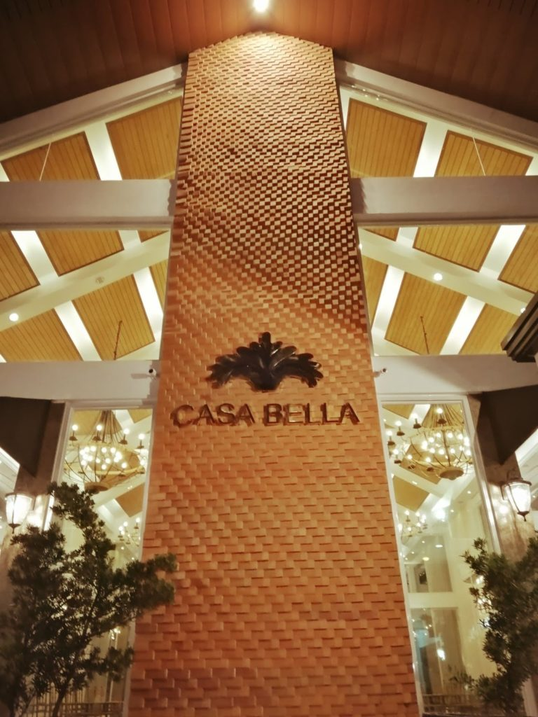 Casa Bella Events Place - At Night