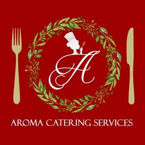 aroma catering logo